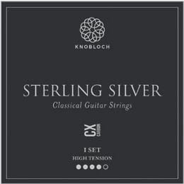 Knobloch Actives 500SSC Sterling Silver High Tension