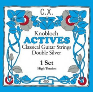 Knobloch 400 KAC Double Silver CX CARBON (High Tension)