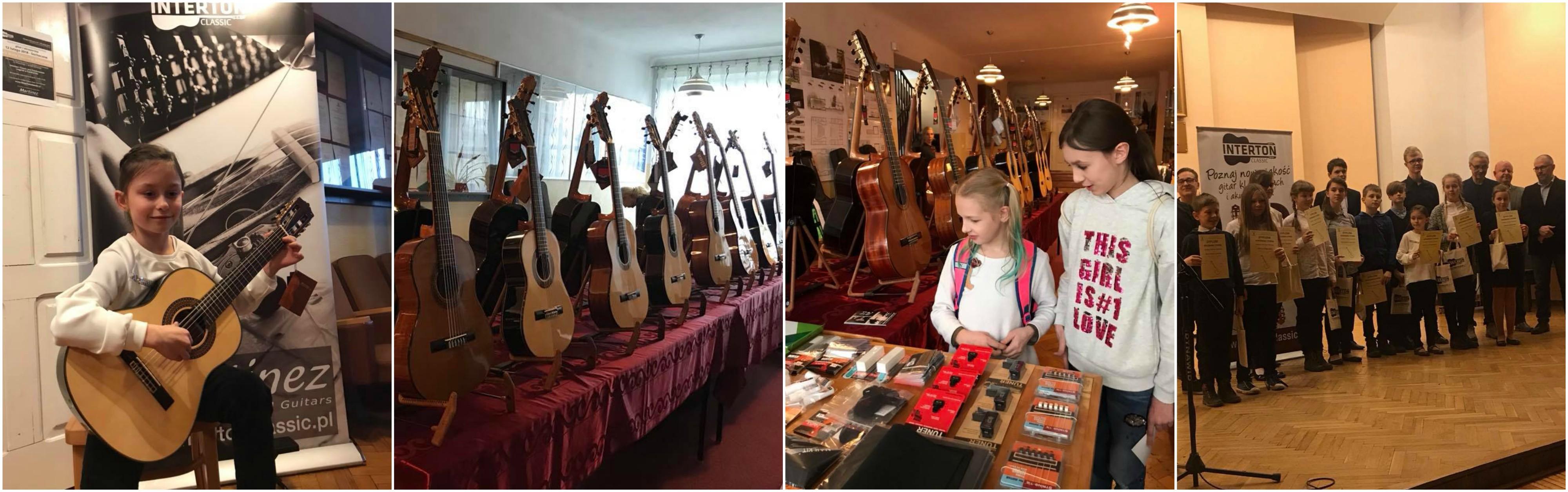 Sochaczew Wystawa Gitary Klasyczne