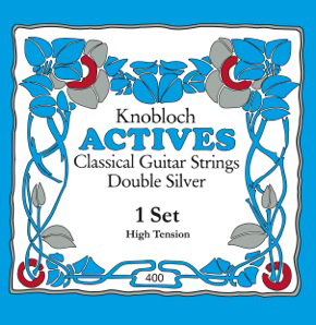 Knobloch 400 KAN Double Silver (High Tension)